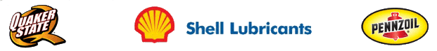 Quaker State - Shell Lubricants - Pennzoil